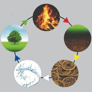 Théorie des 5 éléments - Cycle Chenn