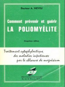 chlorure de magnésium et poliomyélite